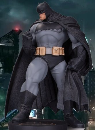 Batman The Dark Knight (by Andy Kubert) 1/6
