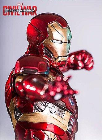 Civil War Iron Man XLVI - 1/10 Art Scale