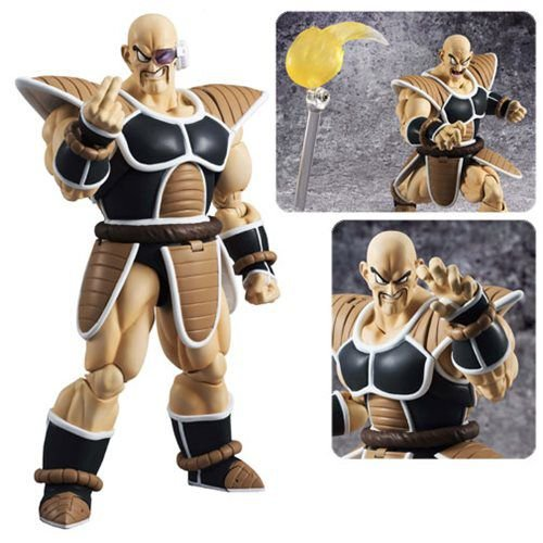 Dragon Ball Z Nappa SH Figuarts