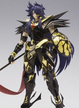 Saint Seiya Evil God Loki - Cloth Myth EX