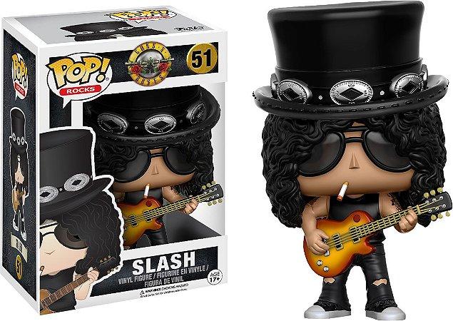Guns N Roses Slash - POP Vinyl