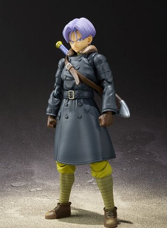 Dragonball Xenoverse Trunks - S.H.Figuarts