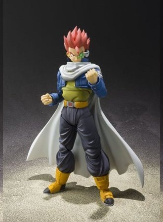 Dragon Ball Xenoverse Time Patroller - S.H.Figuarts