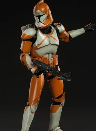 Star Wars Bomb Squad Clone Trooper - 1/6 Figure