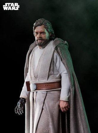 Luke Skywalker Art Scale 1/10 - Star Wars Série 3