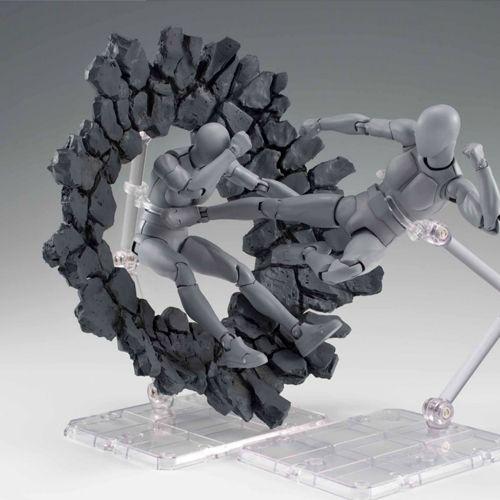 Tamashii Effect Impact Gray