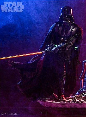 Star Wars Episode V Darth Vader - 1/4 Legacy Replica