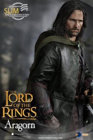 Aragorn Slim Version 1/6 (asmus Toys )