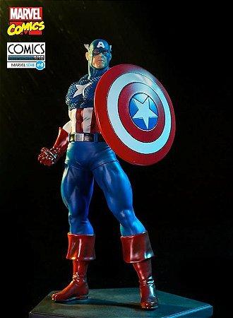 Captain America Art Scale 1/10 - Marvel Comics Série 4