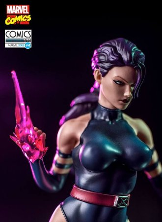 Psylocke Art Scale 1/10 - Marvel Comics Série 4