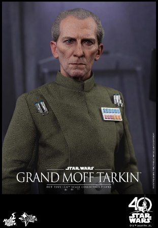 Star Wars: Grand Moff Tarkin 1/6 - Hot Toys