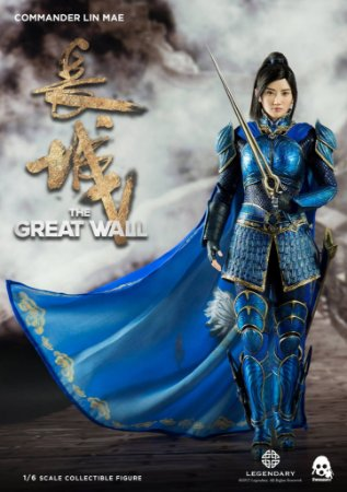 The Great Wall - Commander Lin Mae 1/6