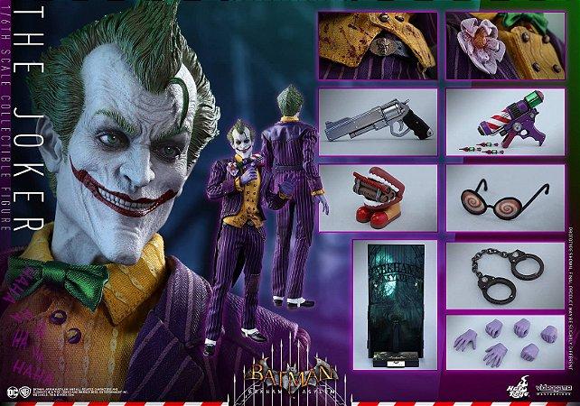 Hot Toys : Batman: Arkham Asylum - The Joker 1/6th