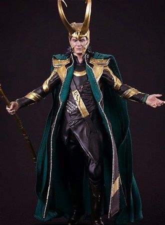 The Avengers : Loki Art Scale 1/10