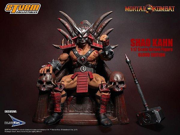 Mortal Kombat Shao Kahn Bloody Special Edition 1:12