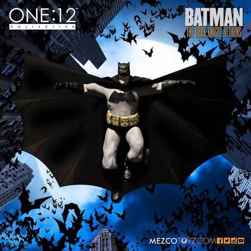 1:12 The Dark Knight Batman Action Figure