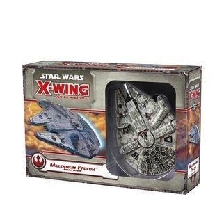 Expansão Jogo X-Wing - MILLENNIUM FALCON