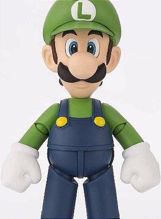 Super Mario Bros Luigi - S.H.Figuarts