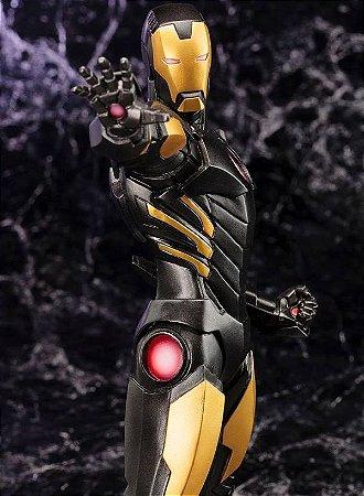 Marvel Now: Iron Man Black  Artfx Statue