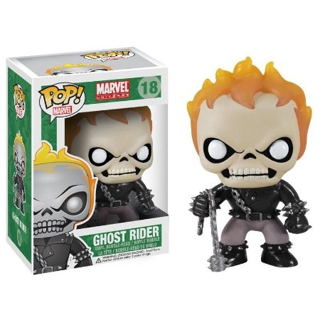 POP! Funko : Ghost Rider
