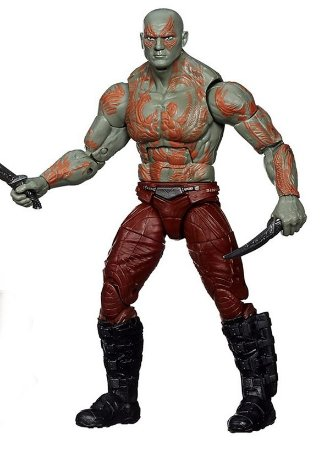 Guardiões da Galáxia: Legends Infinite Series - Drax