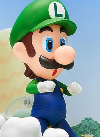 Nendoroid Luigi (Good Smile)