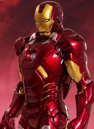 Iron Man Mark VII Avengers - Art Scale 1/10