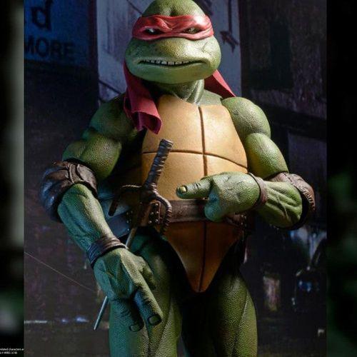 Teenage Mutant Ninja Turtles (1990) Raphael  - NECA