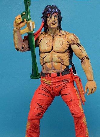Rambo II (Classic Video Game ver.)