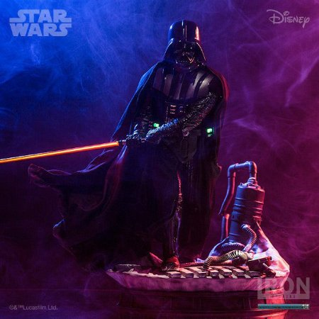 [DEFEITO] Star Wars Episode V Darth Vader - 1/4 Legacy Replica
