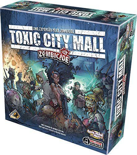 Toxic City Mall: Zombicide - Galápagos Jogos