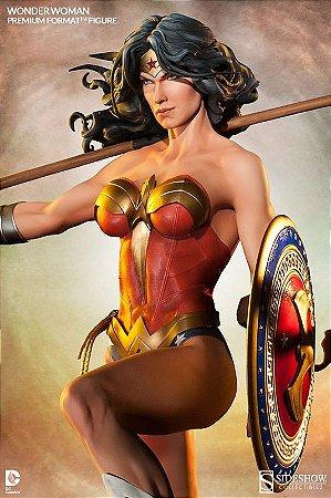 Wonder Woman Premium Format - Sideshow