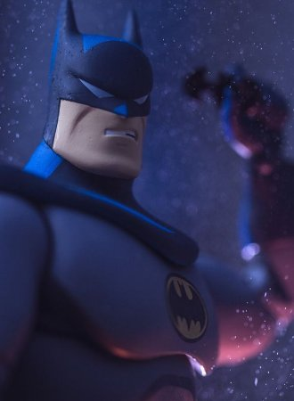 BATMAN: THE ANIMATED SERIES: Batman 1/6 - Mondo