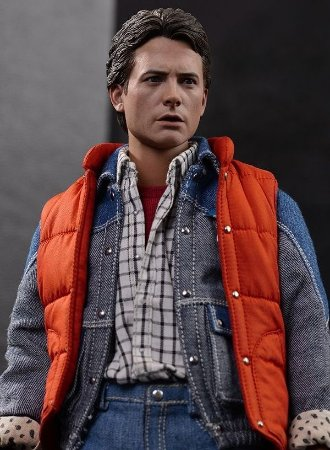 Back to the Future: Marty McFly- Hot Toys