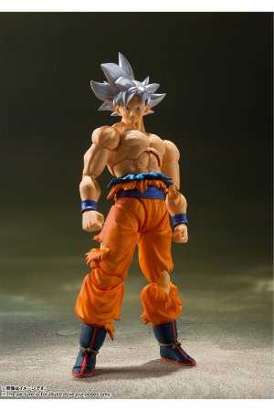 Goku Ultra Instinct - Dragon Ball - S.H.Figuarts - Bandai