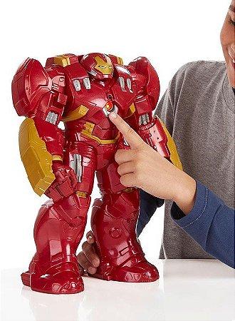 Titan Hero Tech - A Era de Ultron - Hulkbuster