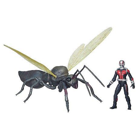 Marvel Infinite Series - Homem-Formiga e Formiga - 10 cm