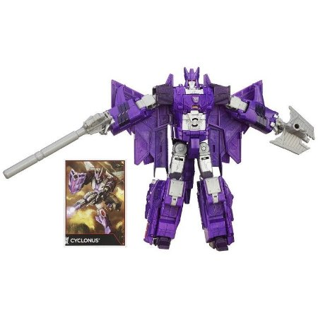 Transformers Generations - Combine Wars - Cyclonus
