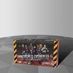 Sobreviventes Experientes # 1 - Expansão Zombicide