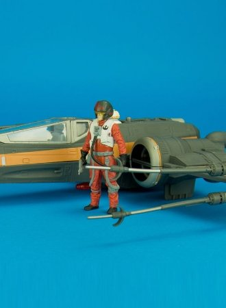 Veículo Classe II Poe's X-Wing - Star Wars - Episódio VII