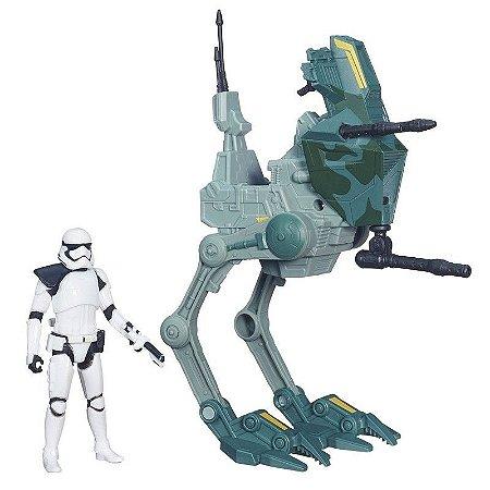 Veículo Classe I - Star Wars - Episódio VII - Assault Waker
