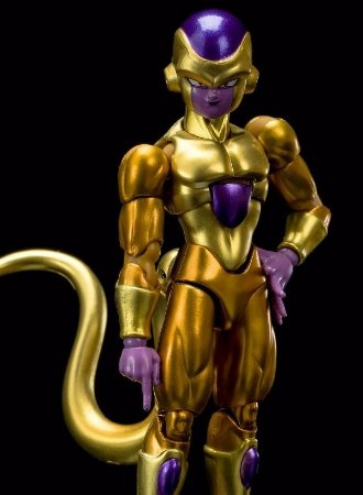 Dragon Ball Z Golden Frieza - S.H Figuarts