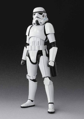 Star Wars S.H.Figuarts Stormtrooper (A New Hope)