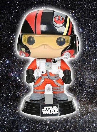 POP! Funko : Star Wars Ep VII - Poe Dameron