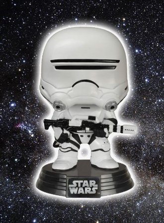 POP! Funko : Star Wars Ep VII - First Order Flametrooper