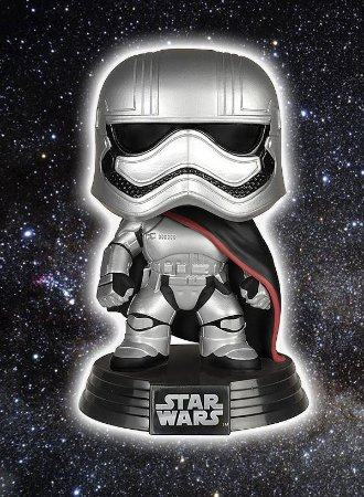 POP! Funko : Star Wars Ep VII - Captain Phasma