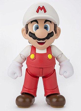 Super Mario Bros S.H. Figuarts: Fire Mario
