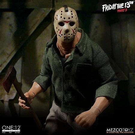 Friday the 13th:  Jason One:12 - Mezco