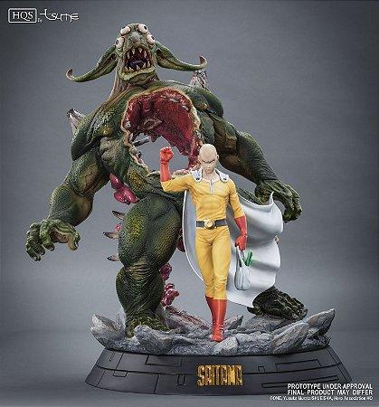 One Punch Man : Saitama HQS by TSUME.
