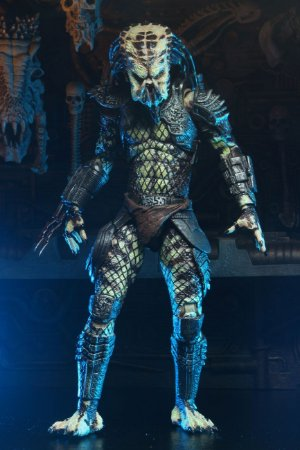 "[Pedido Fabiano] Ultimate Scout Predator 7"" - Predator - Neca"